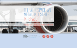 THE AEROSPACE & METAL INDUSTRIES IN ISRAEL