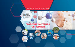 COMPOSITE MATERIALS FOR AVIATION