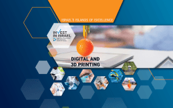 DIGITAL AND 3D PRINTING