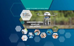 UNMANNED AERIAL VEHICLES AND DRONES